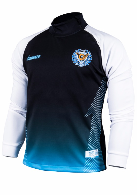 DAEGU FC SIDE ZIP-UP TRAINING TOP FOR COACH