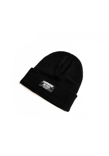 FORWARD KNIT BEANIE