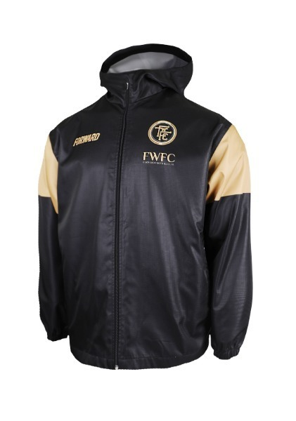 CLASS HOODY JACKET W SHIELD (FORWARD BLACK)