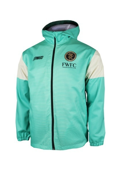 CLASS HOODY JACKET W SHIELD (MELON MINT)
