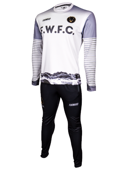 ATMO KNIT WARM UP (WHITE)