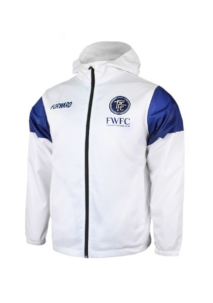 CLASS HOODY JACKET W SHIELD (ICE WHITE)