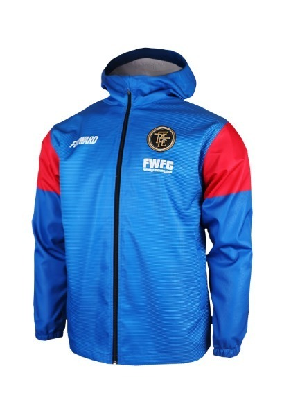 CLASS HOODY JACKET W SHIELD (FLY BLUE)