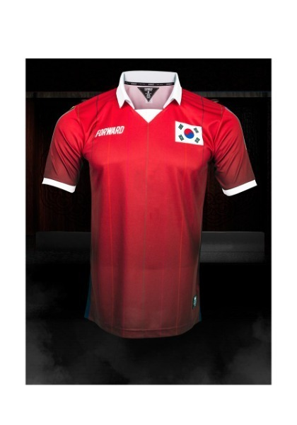 2016 HOMELESS WORLDCUP KOREA HOME REPLICA