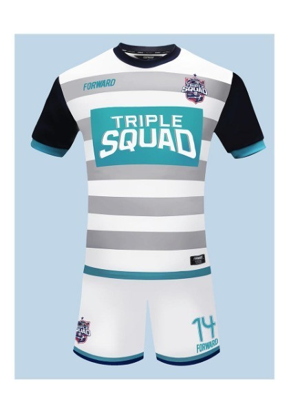 TRIPLE SQUAD 14 (GRAY)