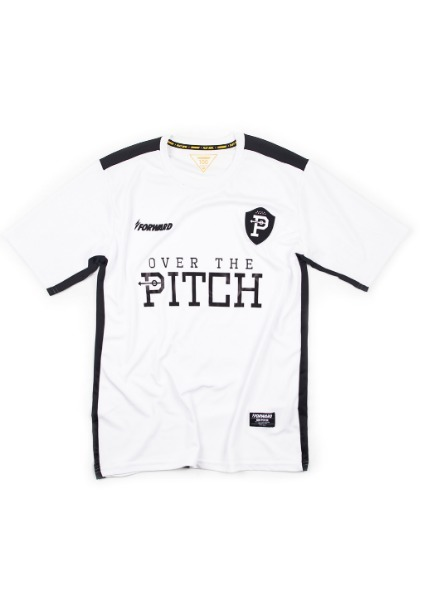 FORWARD X OTP BASE LAYER S/S JERSEY (WHITE/BLACK)