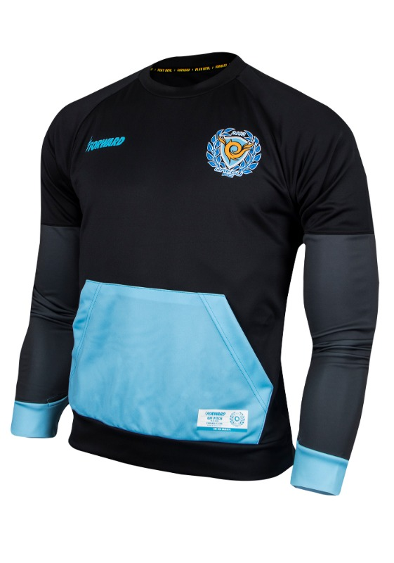 DAEGU FC WARM-UP KNIT TOP FOR COACH (LIGHT VER.)