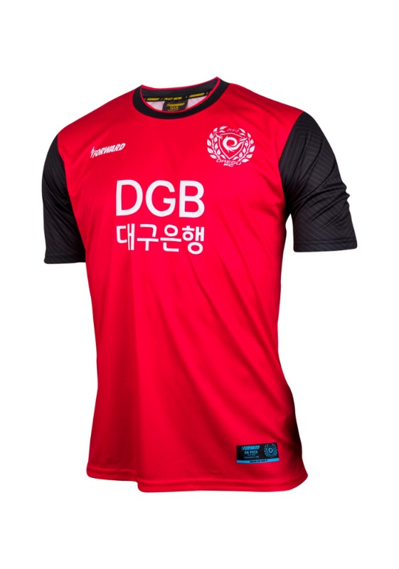 DAEGU FC GK HOME KIT FOR K-LEAGUE (SPREAD - 보급형)