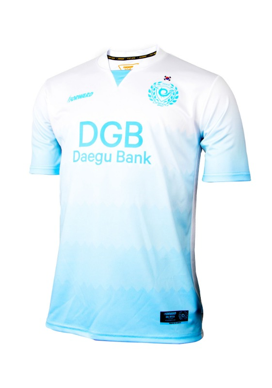 DAEGU FC AWAY KIT FOR ACL (PREMIUM)