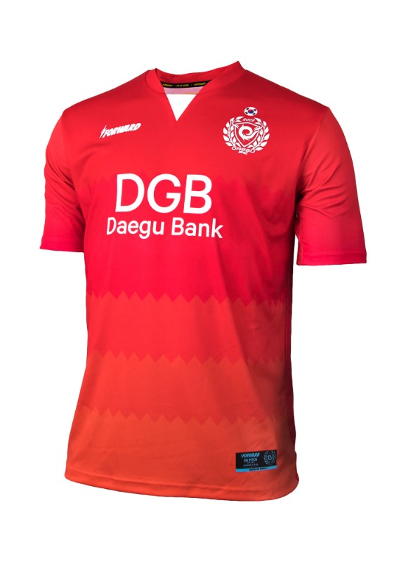 DAEGU FC GK HOME KIT FOR ACL (PREMIUM)