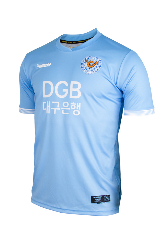 DAEGU FC HOME KIT FOR K-LEAGUE (PREMIUM)