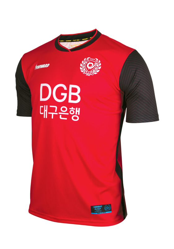 DAEGU FC GK HOME KIT FOR K-LEAGUE (PREMIUM)