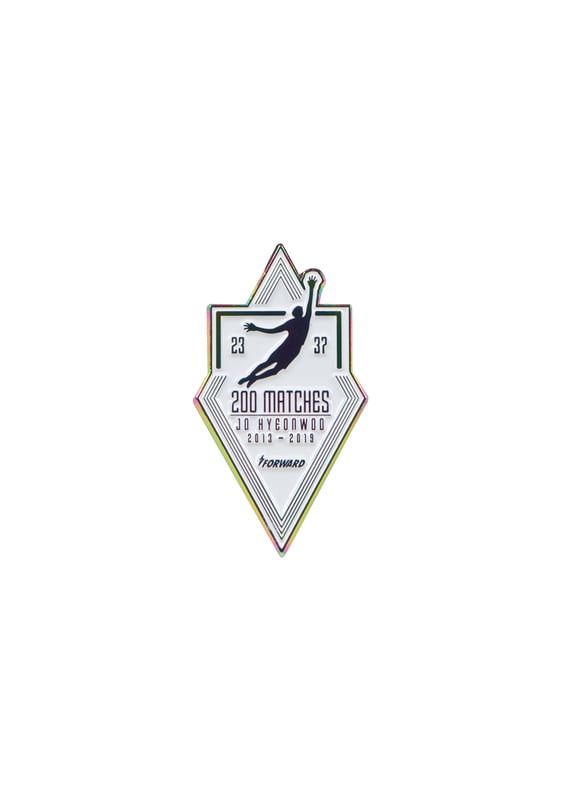 DAEGU FC 'PRISM PACK' PIN BADGE