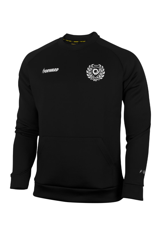 D.G.F.C POCKET WARM-UP TOP (BLACK)