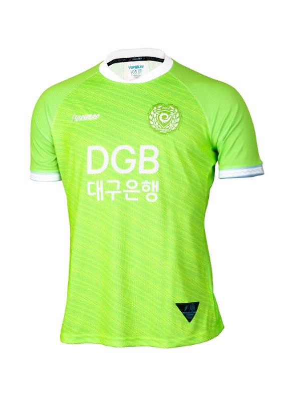 DAEGU FC 2020 GK AWAY KIT FOR K LEAGUE (PREMIUM)