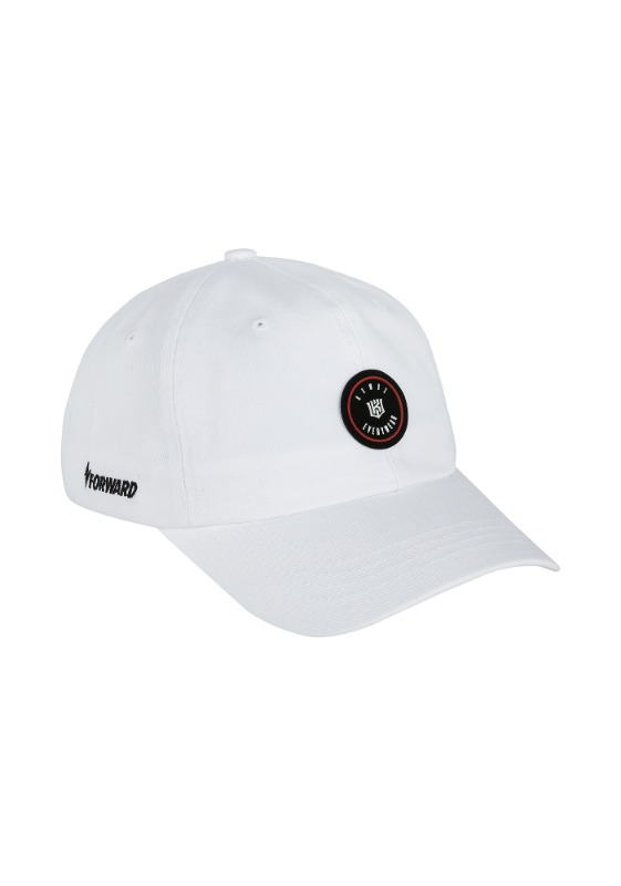 FORWARD kt wiz EVERYWEAR CAP (WHITE/BLACK)