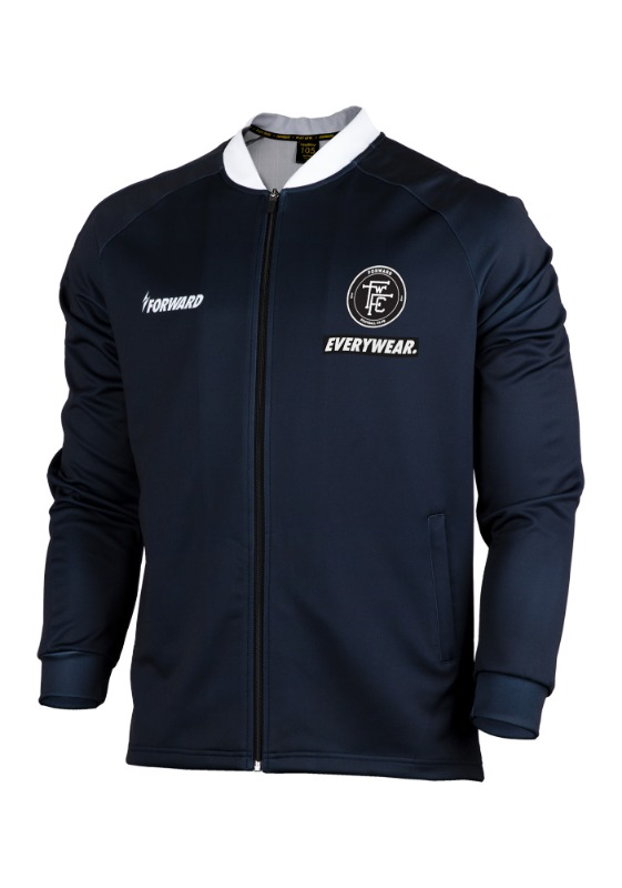 LIGHTENING PITCHSUIT TRAINING TOP (DARK NAVY)