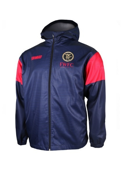 CLASS HOODY JACKET W SHIELD (HARD NAVY)