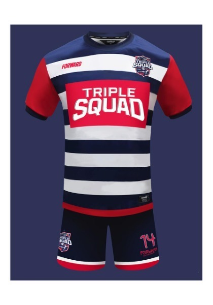 TRIPLE SQAUD 14 (NAVY)