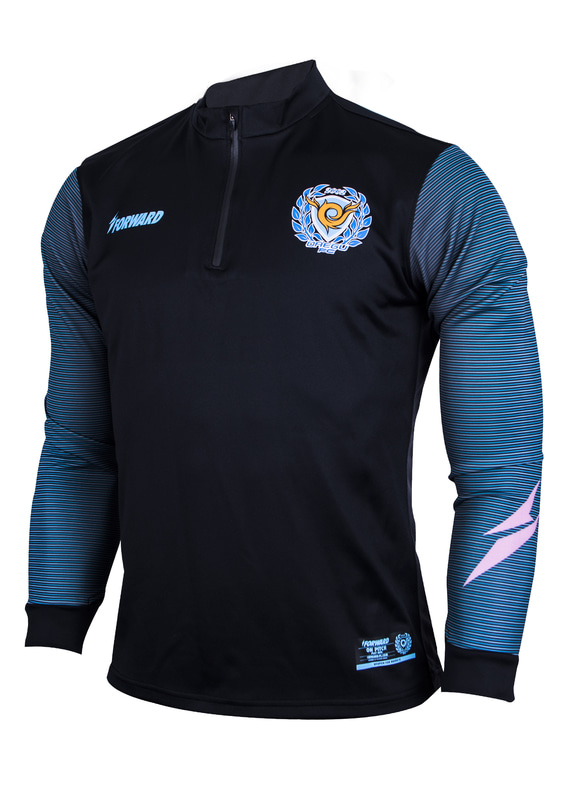 DAEGU FC HALF ZIP-UP TRAINING TOP FOR COACH