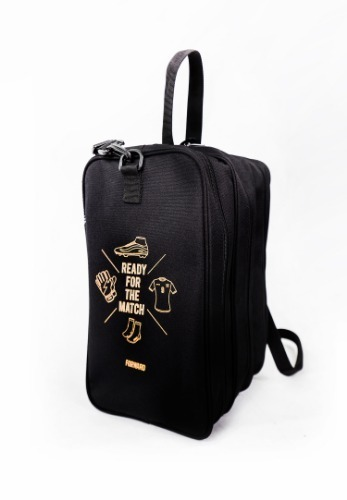 'READY FOR THE MATCH' TRIPLE SHOES BAG