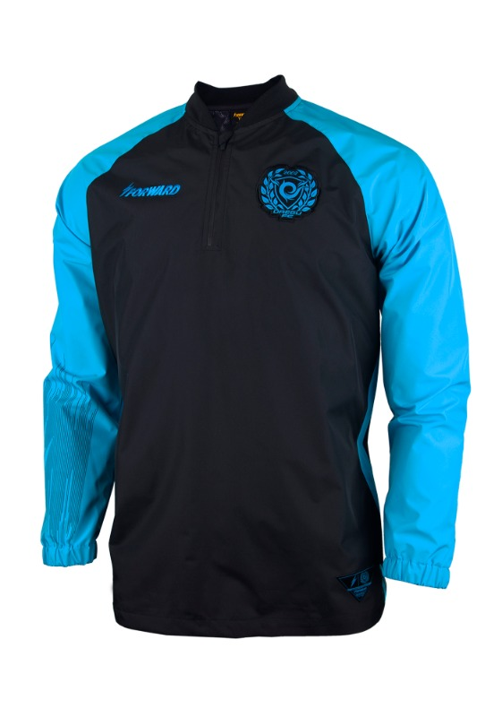 DAEGU FC WOVEN HALF ZIP-UP (FOR COACH)