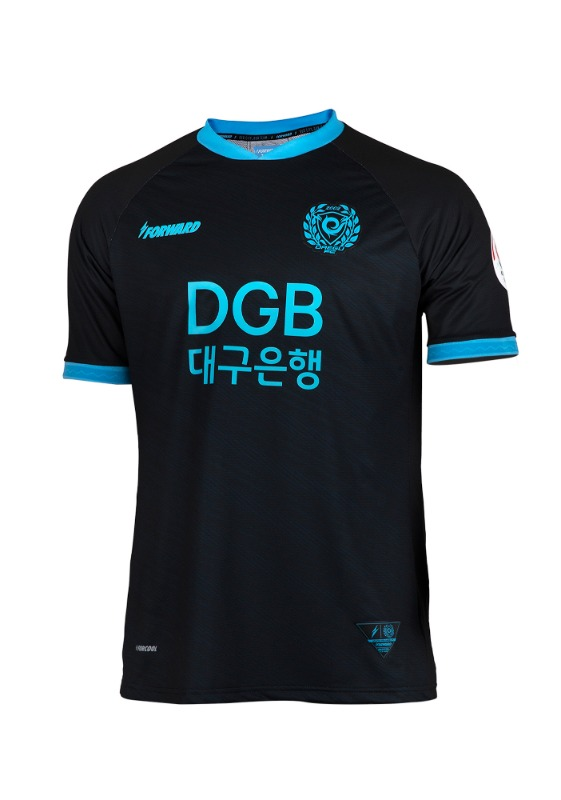 DAEGU FC 2020 GK HOME KIT FOR K LEAGUE 'FORCOOL' (AUTHENTIC)